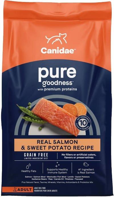 CANIDAE Grain-Free PURE LID Salmon