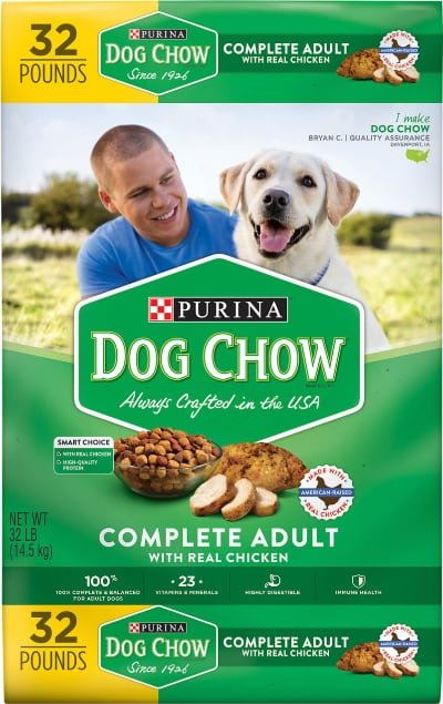 Dog Chow Complete Adult Chicken