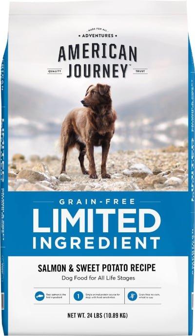 American Journey Limited Ingredient Salmon & Sweet Potato Recipe Grain-Free