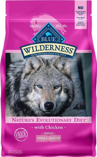 Blue Buffalo Wilderness Small Breed Chicken Grain-Free