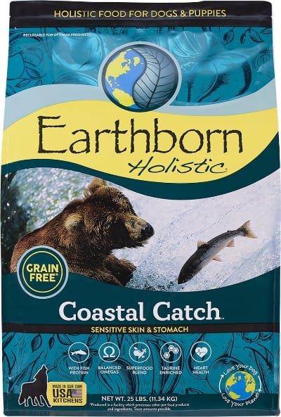 Earthborn Holistic Coastal Catch Grain-Free Natural