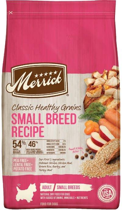 Merrick Classic Healthy Grains Small Breed