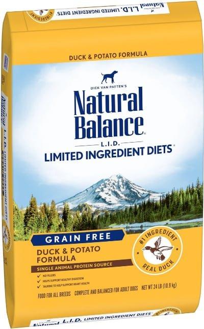 Natural Balance LID Grain-Free Duck & Potato