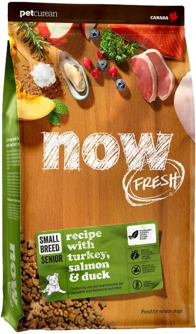 Now Fresh Grain-Free Small Breed Senior Weight Management