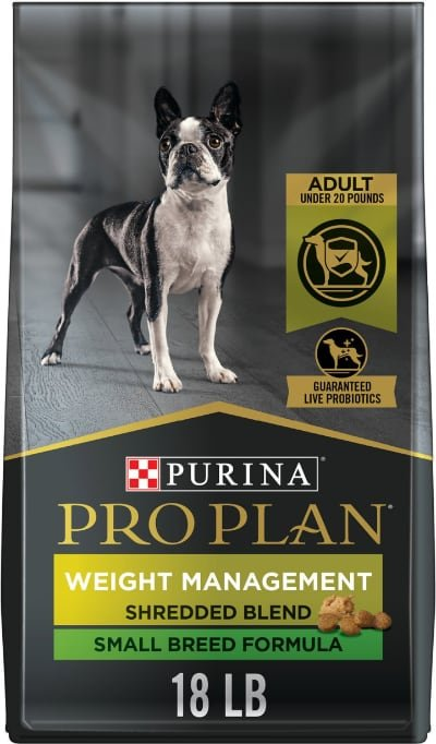 Purina Pro Plan Weight Management Chicken Adult Small Breed