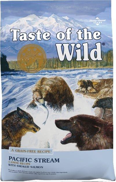 Taste of the Wild Pacific Stream Grain Free
