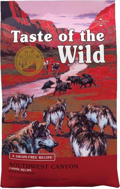 Taste of the Wild Southwest Canyon Grain-Free