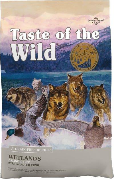 Taste of the Wild Wetlands Grain Free