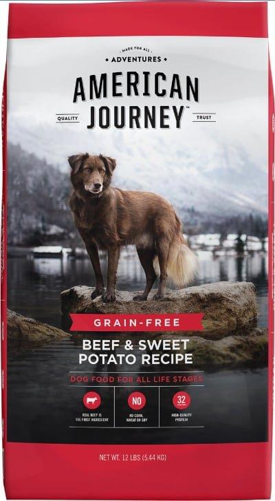 American Journey Beef & Sweet Potato Recipe Grain-Free