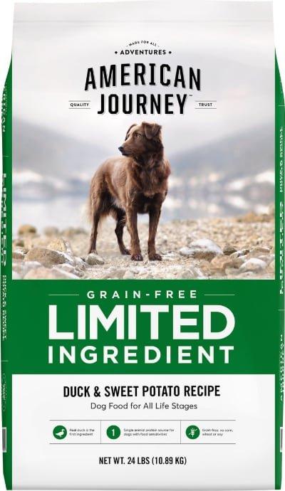 American Journey LID Duck & Sweet Potato Grain-Free