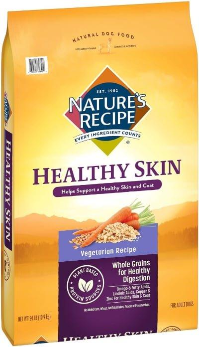 Nature's Recipe Healthy Skin Vegetarian Formula