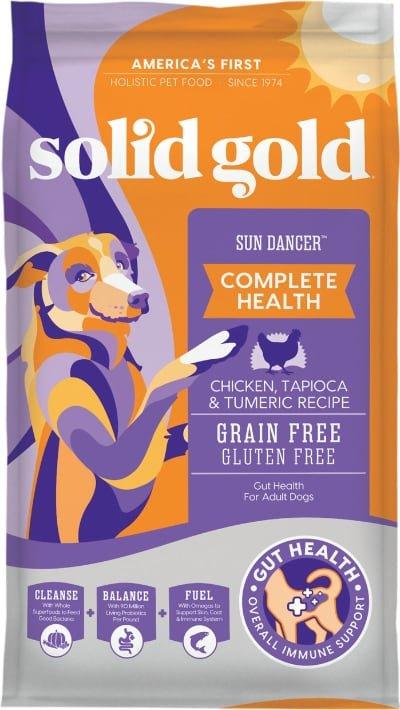 Solid Gold Sun Dancer Grain-Free Chicken & Tapioca Recipe